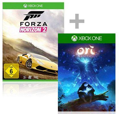 Forza Horizon 2 + Ori and the blind forest (Xbox One) für 36,90€ (statt 59€)