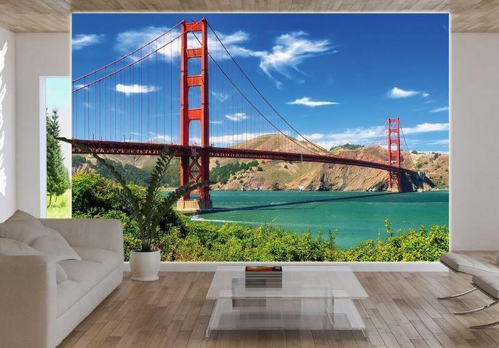 GREAT ART Fototapeten 210 x 140 cm ab 9€ und mehr günstige Fototapeten