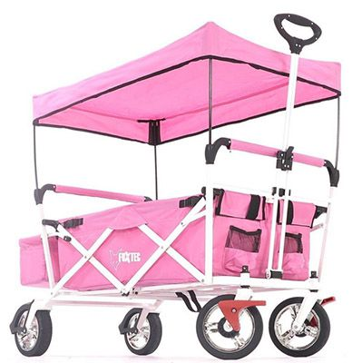 Fuxtec CT 500 Fuxtec CT 500 Rosa Bollerwagen für 73,98€ (statt 104€)
