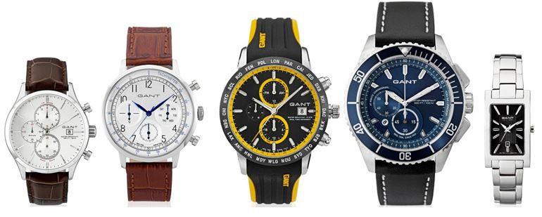Gant Uhren mit bis zu 65% Rabatt bei Vente Privee