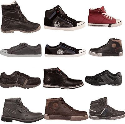 H.I.S Schuhe H.I.S Sneaker, Winter  und Halbschuhe für je 24,95€