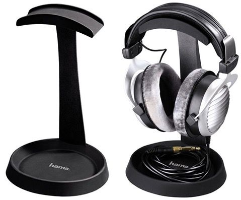 Hama T Stand Hama Kopfhörerständer T Stand für 17,99€ (statt 35€)