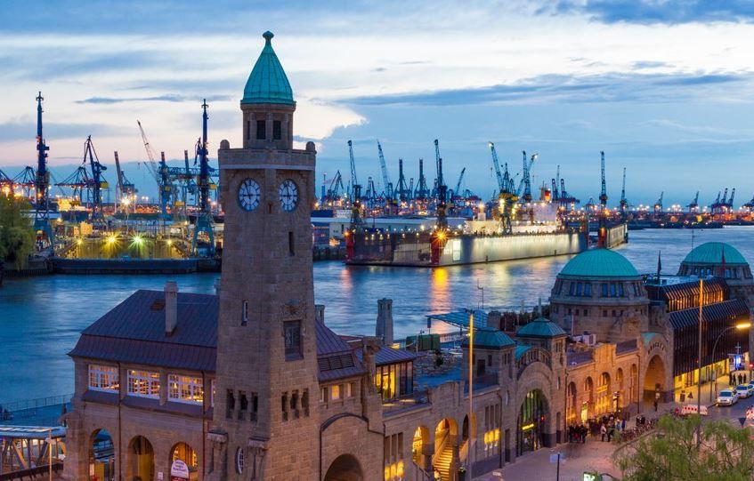 Hamburg Urlaub