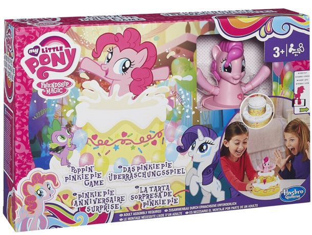 Hasbro B2222EU4 My Little Pony: Das Pinkie Pie Überrraschungsspiel ab nur 7,84€