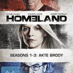 Homeland Staffel 1-3 (DVD) für 25€ (statt 40€)