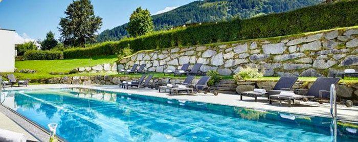 Hotel Alpenhaus Kaprun 2 ÜN im Salzburger 4* Hotel Alpenhaus Kaprun ab 129€ p.P.