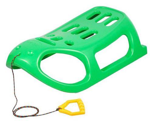 Hudora Wintersport Bob mit Zugseil für 16,95€ (statt 30€)