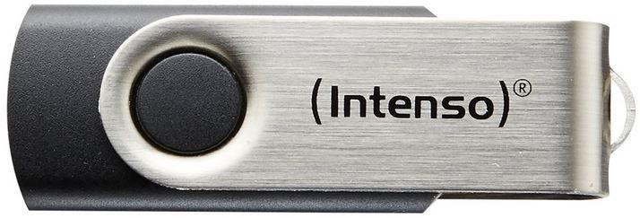 INTENSO Basic Line USB2 Stick mit 64GB für 9€