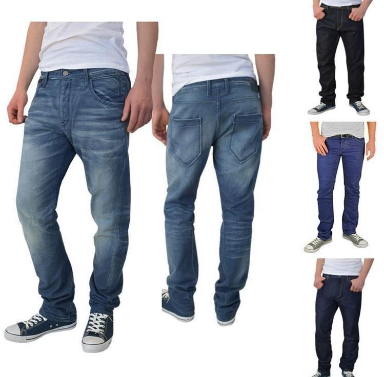 JACK & JONES Nick, Clark & Ben   Herren Original Clubwear Jeans für je 16,95€ (statt 50€)