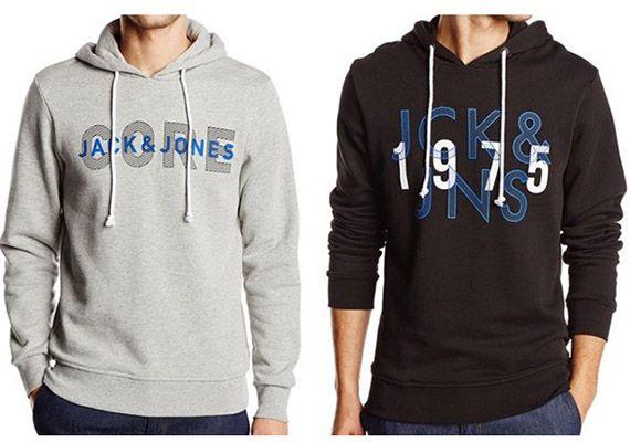Jack Jones Pullover Jack & Jones Herren Kapuzenpullover ab 10,38€ (statt 20€)