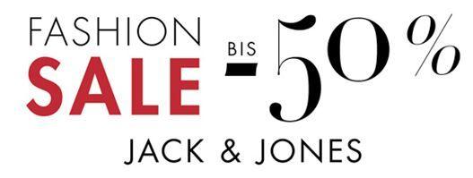 Neu! Jack & Jones bei Amazon mit 50% Rabatt + 20% auf ausgewählte Prime Artikel