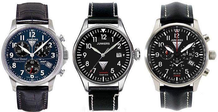 Junkers Uhren Junkers Uhren Sale bei Otto + 15€ Neukunden Rabatt . TOP!