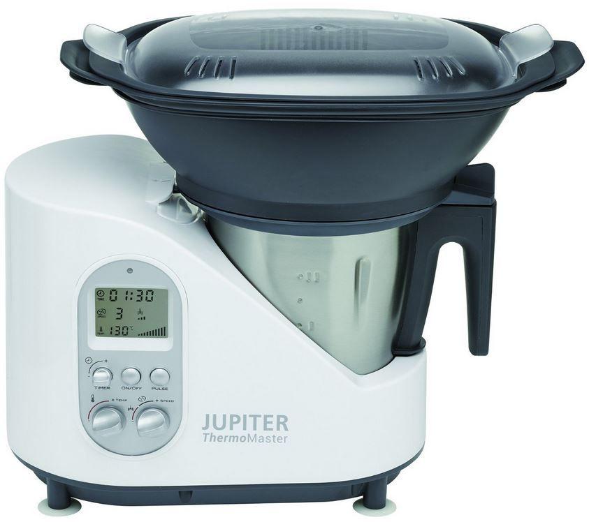 Jupiter 881001 Thermomaster Küchenmaschine statt 299€ für nur 199€!