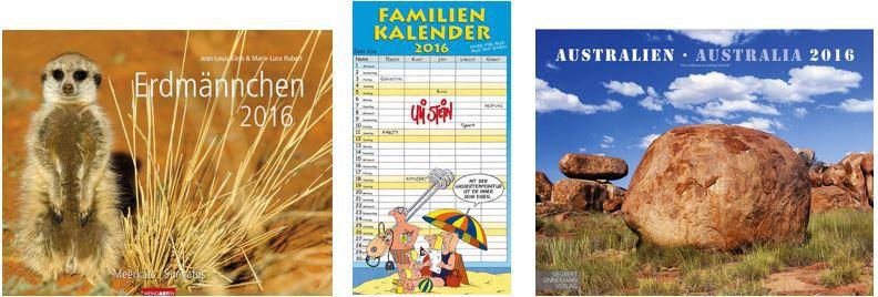 Kalender 50% Rabatt auf alle Bildkalender bei den Galeria Kaufhof Mondschein Angeboten