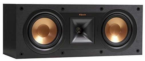 Klipsch R 25C Klipsch R 25C Center Lautsprecher für 133€ (statt 198€)
