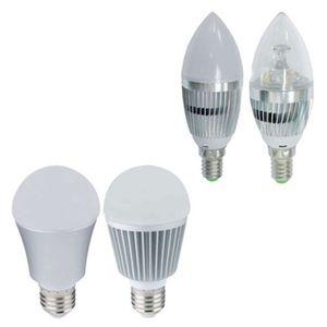 10er Set LED Leuchtmittel (E14 & E27) für je 26€