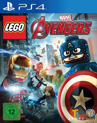 LEGO Marvel Avengers Lego Marvel Avengers (PS4) ab 39,99€ (statt 53€)