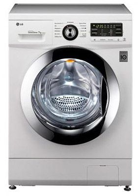 LG F1496QDA3 Waschmaschine 7kg für 384€ (statt 457€)