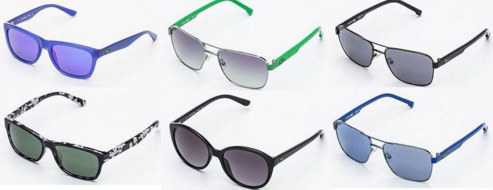 Lacoste Brillen Lacoste Schuhe ab 55€ & Sonnenbrillen ab 39€ bei vente privee
