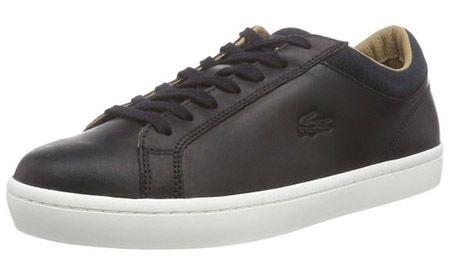 Lacoste STRAIGHTSET Lacoste Straightset CRF Herren Sneaker für 41,97€ (statt 74€)