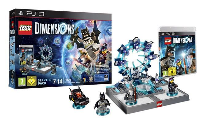 LEGO Dimensions   Starter Pack   [PlayStation 3] für 66,97€