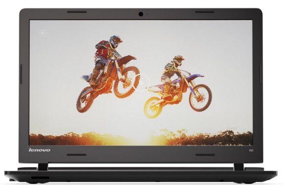 Lenovo 100 15IBY Lenovo 100 15IBY Notebook für 222€ (statt 299€)