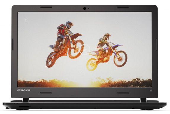 Lenovo 100 15IBY Notebook für 222€ (statt 299€)