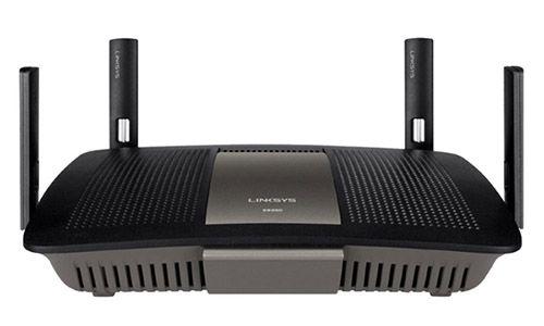 Linksys E8350 AC2400 Dual Band Gbit WLAN Router für 119€ (statt 162€)