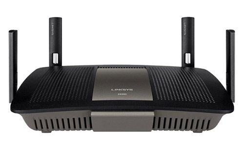 Linksys E8350 Linksys E8350 AC2400 Dual Band Gbit WLAN Router für 119€ (statt 162€)