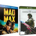 Blu-rays, DVDs und TV Serien im Wert von 100€ kaufen mit 50€ Sofort Rabatt
