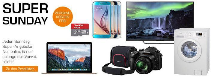 APPLE MacBook   mit 12 Zoll, 256 GB Speicher, 8 GB RAM für 1.199€ und weitere Saturn Super Sunday Deals