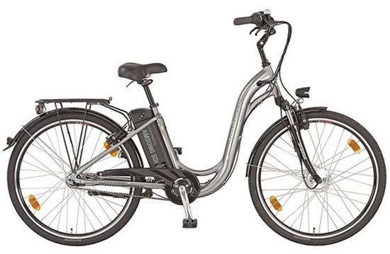 Magura plus E Bike Prophete Alu City 28 Zoll Magura plus E Bike für 824,99€ (statt 902€)