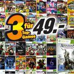 Tipp! 3 Games für Konsolen und PC nur 49€ oder 79€ – 2 XBox Games zum Preis von einem