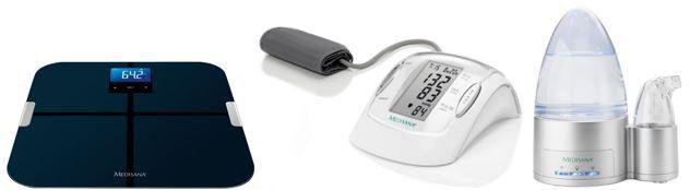 Medisana Medibreeze Medisana MTP Oberarm Blutdruckmessgerät für nur 23,49€ in der Amazon Medisana Tagesaktion