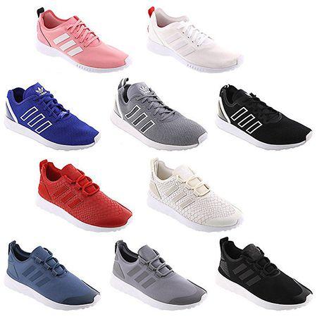 Mehrere adidas ZX Flux adidas ZX Flux Damen & Herren Schuhe ab 39,90€ (statt 62€)