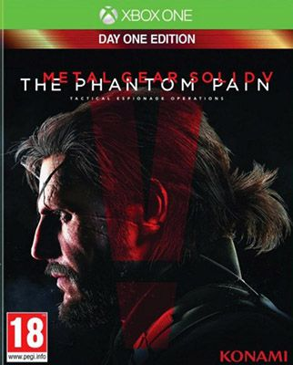 Metal Gear Solid V: The Phantom Pain (PS4, Xbox One) für 15€ (statt 22€)