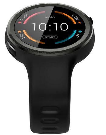 Motorola Moto 360 Sport Smartwatch für 128,75€ (statt 184€)