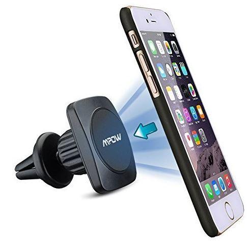 Mpow Grip magnetische 360 ° Universal Kfz Smartphone Halterung ab 5,99€
