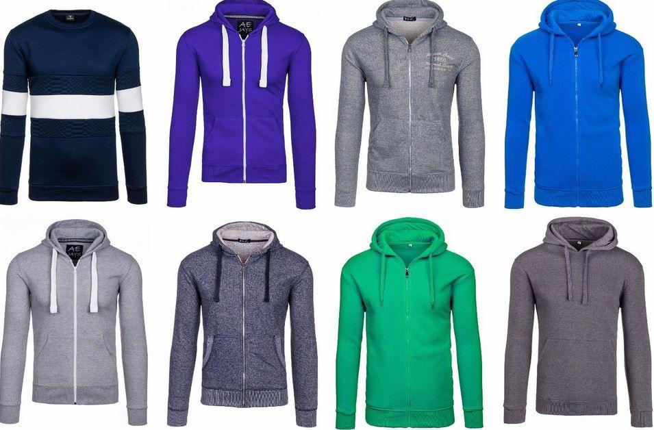 BBG, Hot Red, Abaquz, AE Jays und New Fashion Herren Hoodies für je nur 12,95€