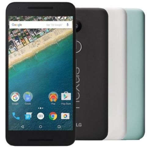 Nex us Google Nexus 5X (16GB) Smartphone für 229,90€