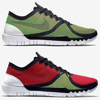 Nike Free Trainer 3.0 V41 Nike Free Trainer 3.0 V4 Trainingsschuhe für 62,39€(statt 75€)