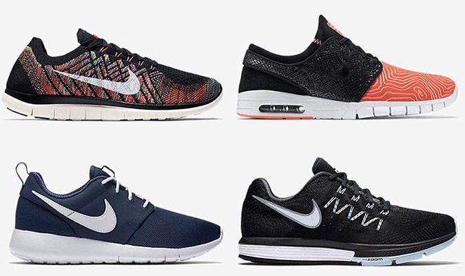 Nike Sale Nike Sale mit bis zu 50% + 20% Gutschein + VSK frei ab 50€   Günstige Nike Air Max oder Free