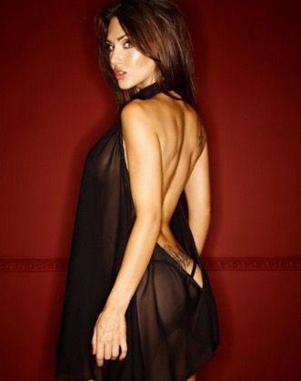 Noir Handmade Noir Chemise Damen Nachthemd ab 10,84€ (statt 38€)   Übergrößen!