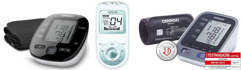 Omron BF 511 Körperanalysegerät für 59,84€   64% auf ausgewählte Gesundheitsprodukte als Amazon Tagesangebot