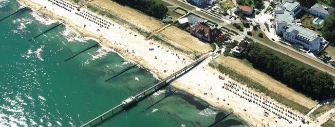 Ostsee Strand 3 8 Tage Ostsee (Zingst) im 4,5* Hotel mit Frühstück, Spa & Buffet ab 119€ p.P.
