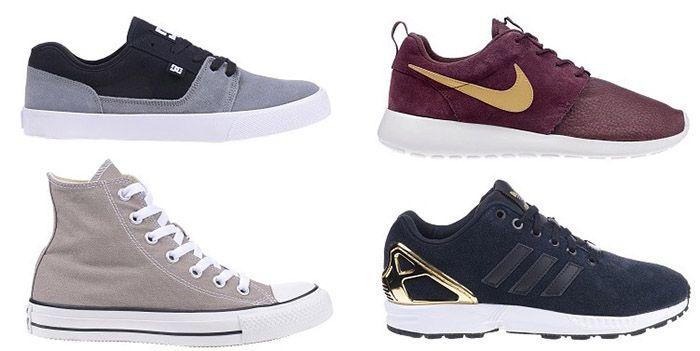 Günstige Sneaker & Co. im Planet Sports Sale + 25% Gutschein   bis Mitternacht
