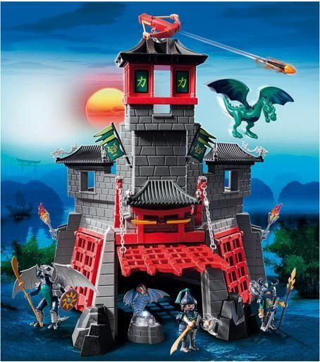 Playmobil Drachenfestung  PLAYMOBIL 5480   Geheime Drachenfestung statt 55€ für nur 34,98€