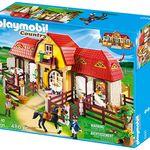 Playmobil Großer Reiterhof mit Paddocks 5221 für 78,29€ (statt 90€)