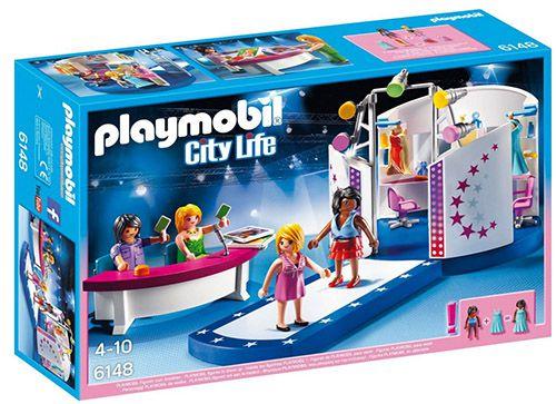 Playmobil Model Casting auf dem Laufsteg für 18,94€ (statt 28€)