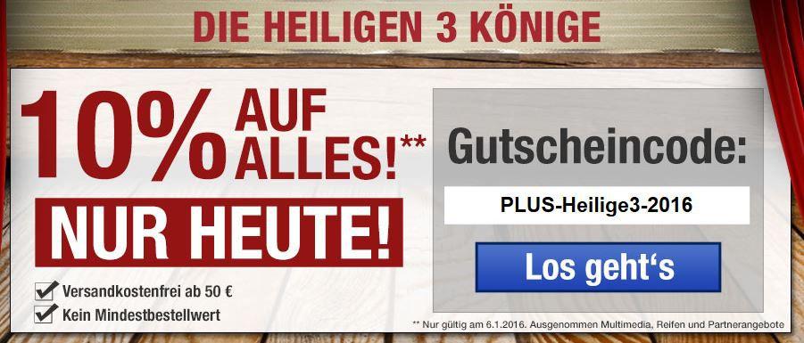 Christopeit Sport CL 3 Heimtrainer für 121,46€ dank 10% Rabatt auf (fast) alles bei Plus.de   nur heute